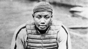 Josh Gibson, considered one of the best catchers