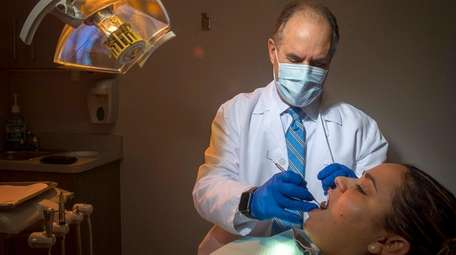 Dr. Scott Asnis, CEO of Dental365, at the