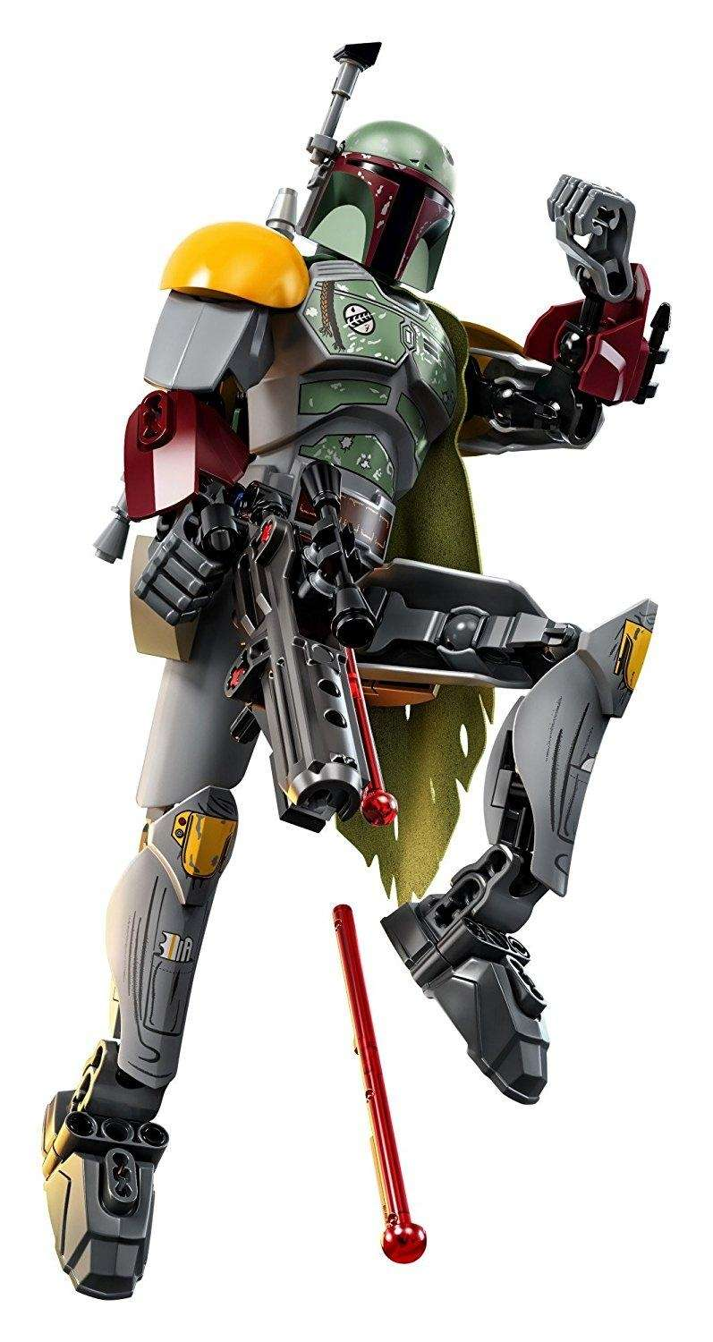 Boba Fett has been a star in the