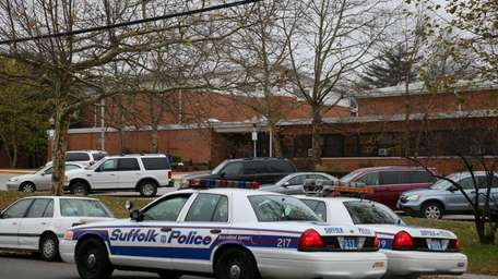 Suffolk police made 28 DWI arrests between New