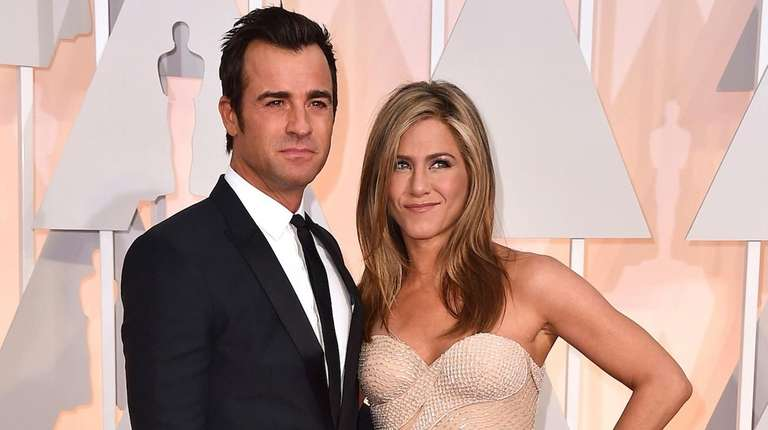 Justin Theroux and Jennifer Aniston announced their split