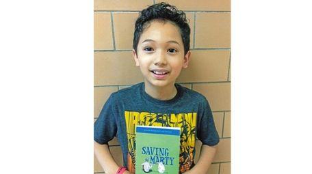 Kidsday reporter Peyton Lee read