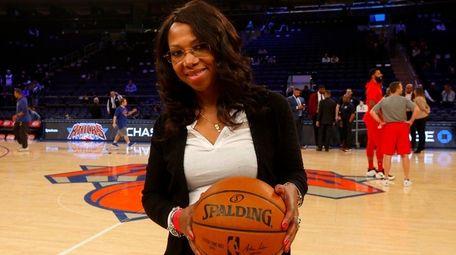 Jacqueline Mukarugema, mother of Knicks rookie Frank Ntilikina,