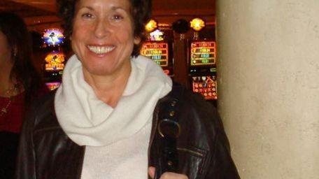 Barbara Hendrie, a senior civil service officer in