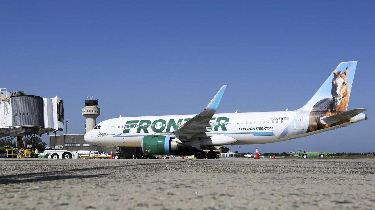 Travelers Air Frustration Over Changes By Frontier