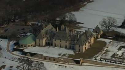 Gary Melius, owner of Huntington's Oheka Castle, was