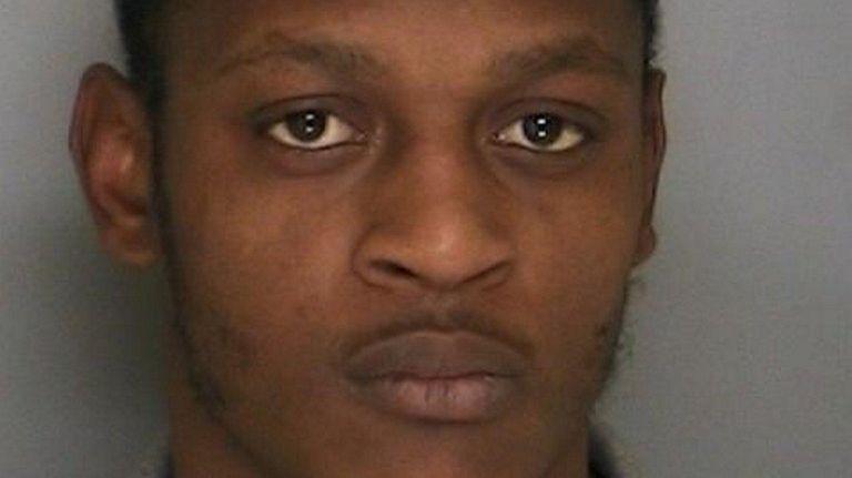 Jamel Turner, 23, pleaded not guilty on Friday,