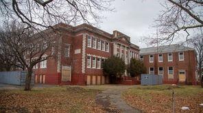 The Marguerite G. Rhodes School in the Hempstead