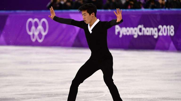 Olympics: Stars Cheer on Nathan Chen During Historic Performance