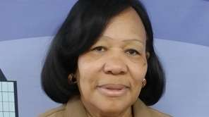 Ruby Jones-Ford of Hempstead has been hired as