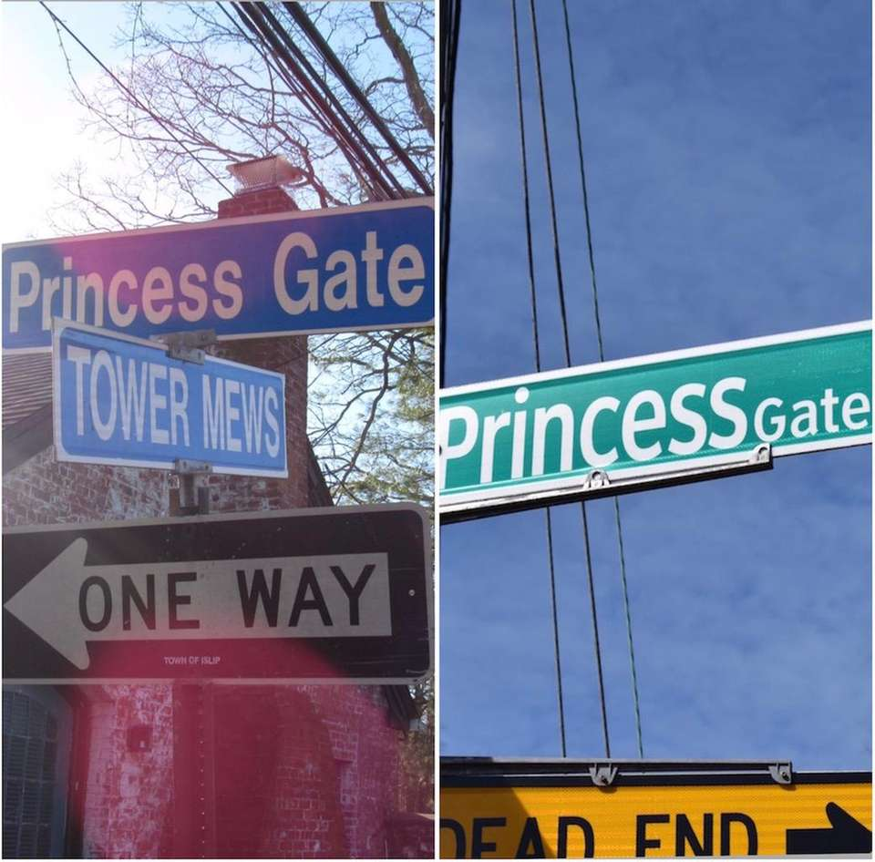 Blink and you might miss Princess Gate in