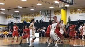 No. 8 Ward Melville defeated No. 9 Half Hollow