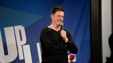 Jim Breuer, seen here on Sept. 27, 2016,