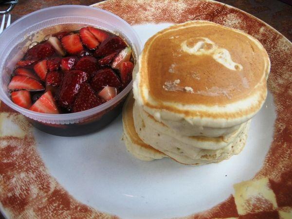Pancakes, Paninis and Bikinis