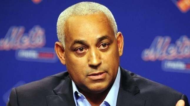Omar Minaya was the Mets' general manager from