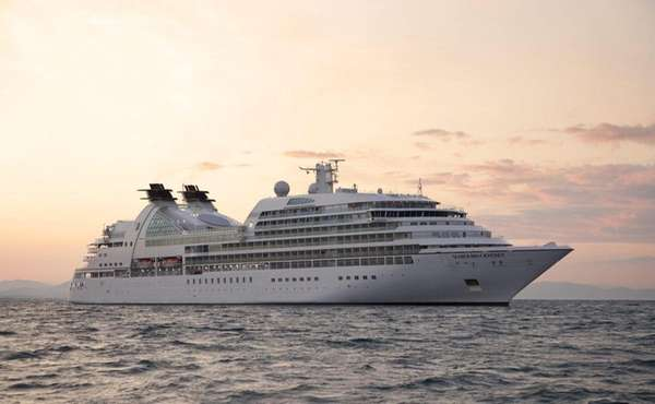 Seabourn Odyssey is a luxury ship that will