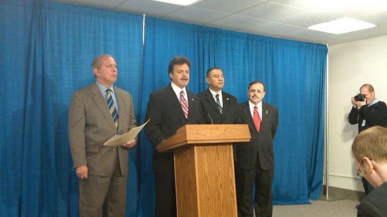 Assemb. Phil Ramos talks about Suffolk County Executive