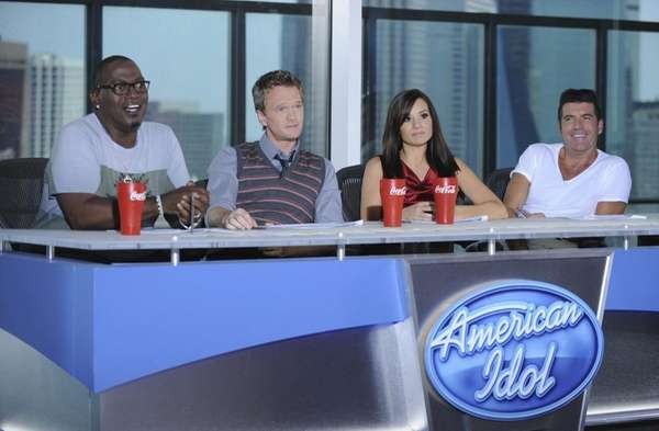 Guest judge Neil Patrick Harris of CBS'