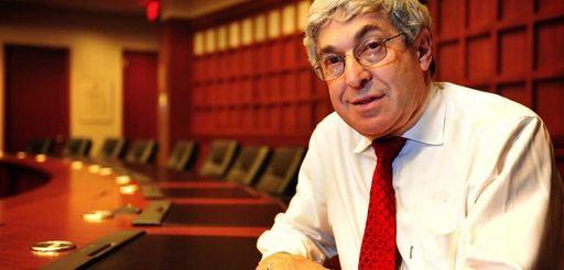Henry Schein CEO Stanley M. Bergman, in the