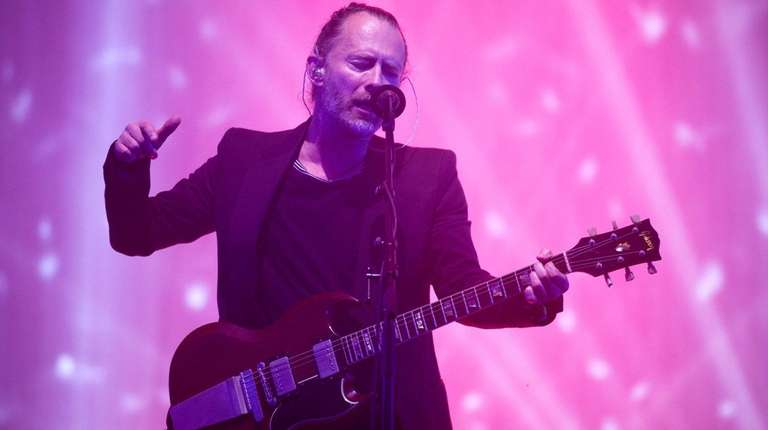 Radiohead sets two Boston dates for new tour