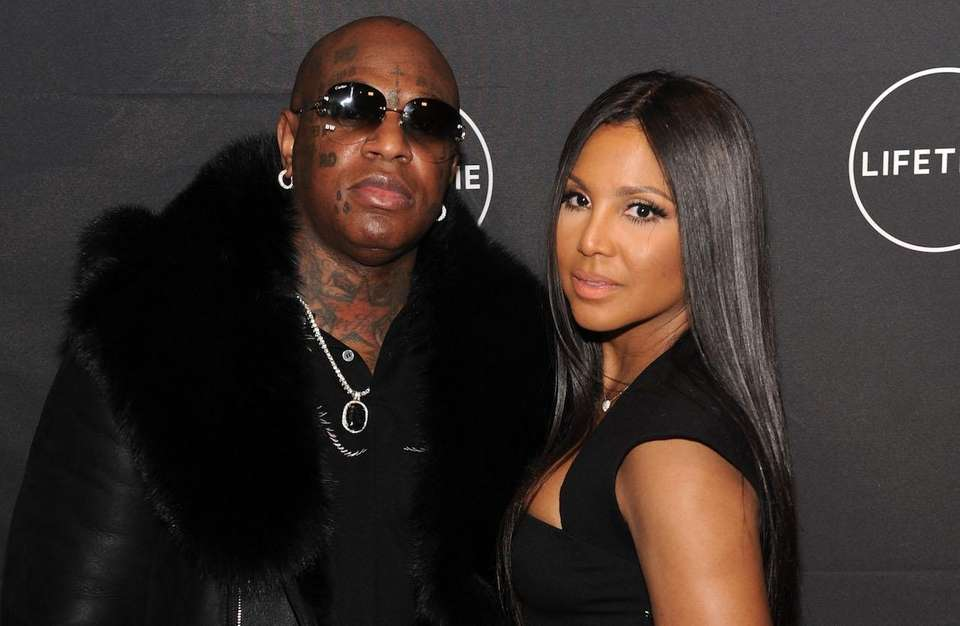 R&B singer Toni Braxton announced she was engaged