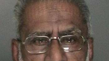 Syed Ali Naqvi, 70, of Brentwood was arrested