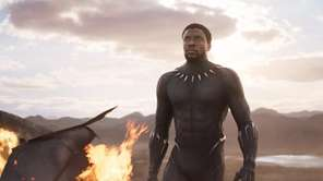 Chadwick Boseman stars as the eponymous superhero in