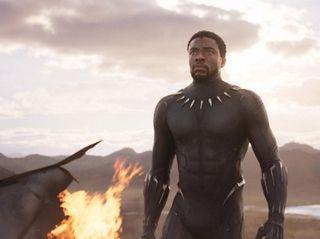 Chadwick Boseman stars as the eponymous superhero in