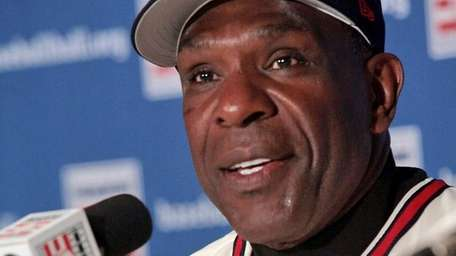 Andre Dawson, who was elected Wednesday into the