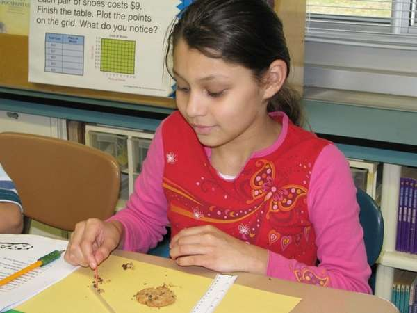 Old Country Road Elementary students learned about minerals,