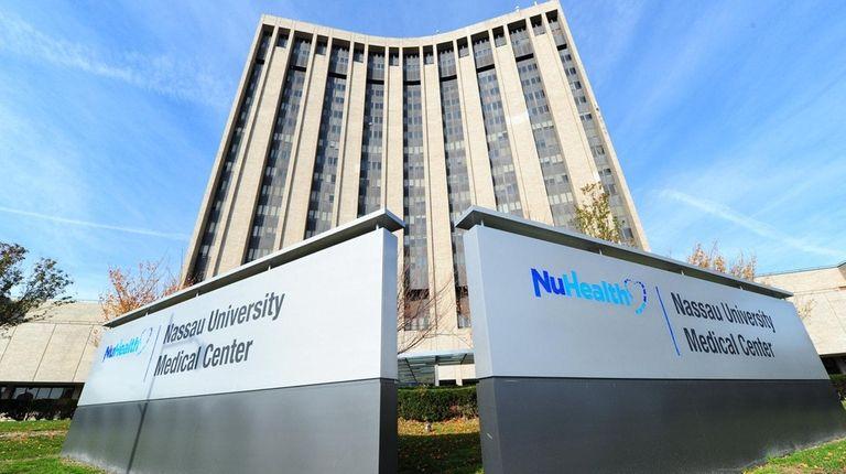 Nassau University Medical Center is seen on