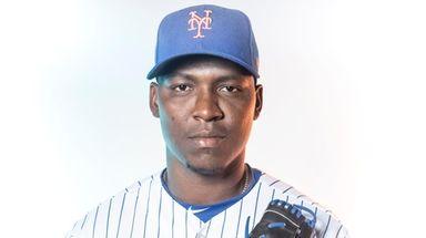Mets pitcher Rafael Montero.