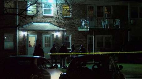 Police said a man was shot in Bay