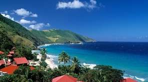 St. Croix in the U.S. Virgin Islands is
