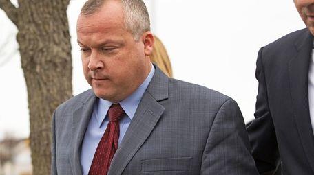 Rob Walker, former aide to former Nassau County