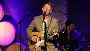 Marshall Crenshaw performs at City Winery in New