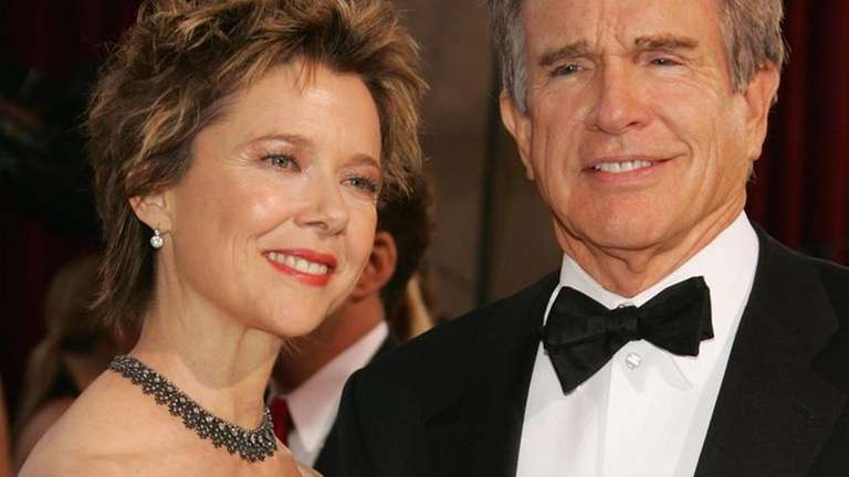 Actress Annette Bening, nominated for best actress in
