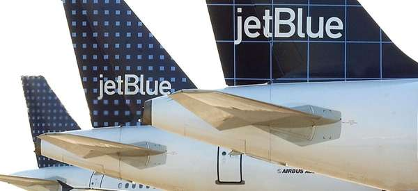 JetBlue flights are on sale.