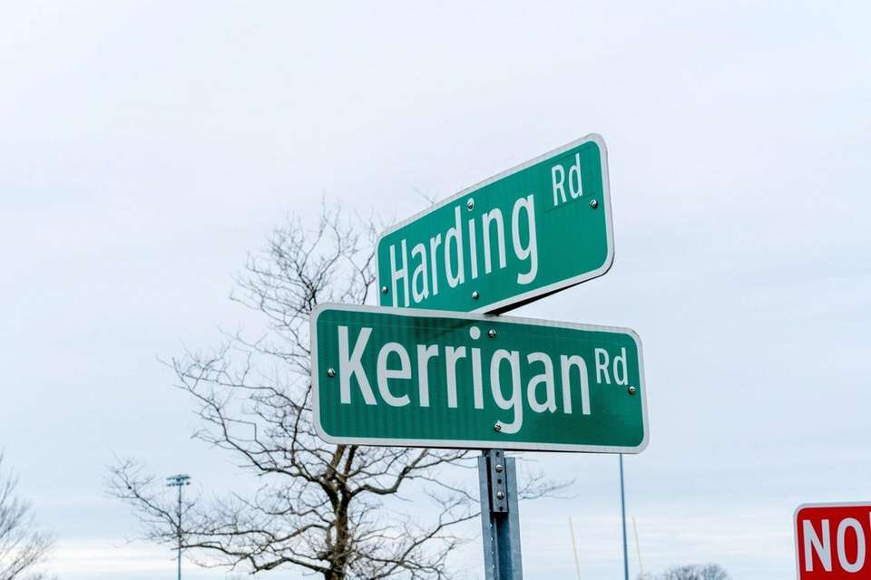 These roads in Copiague are reminiscent of an