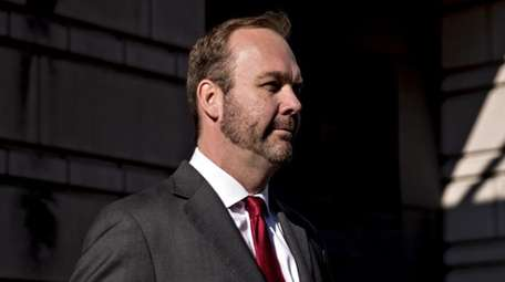 Rick Gates, former deputy campaign manager for Donald