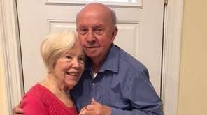 Ginny and Jim Kelly of East Norwich met