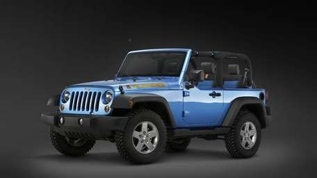The Jeep Wrangler Islander Production will debut at
