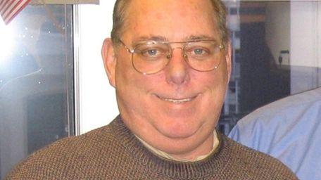 Tim Davey, a longtime Nassau high school wrestling