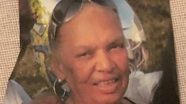 Martha Johnson, 72, was last seen Thursday on