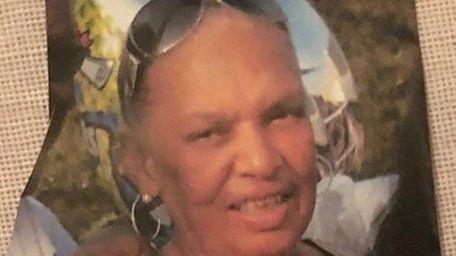 Martha Johnson, 72, was last seen Thursday on