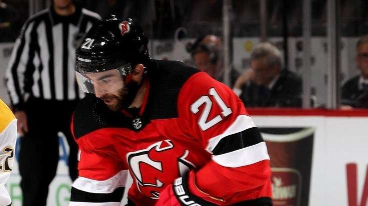 sale retailer 5ad4e db13d Devils' Kyle Palmieri looks up to Bud Harrelson, his ailing ...