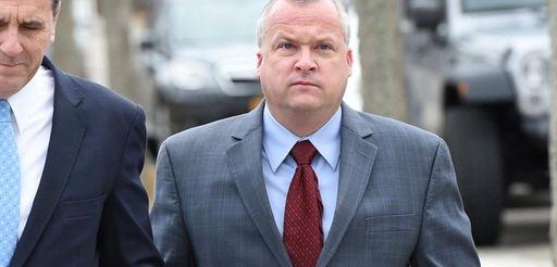 Rob Walker, former chief deputy to former Nassau
