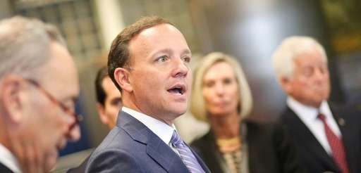 New York state Sen. Tom Croci on Thursday,