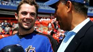Mets' 3rd baseman David Wright (May 20, 2006)