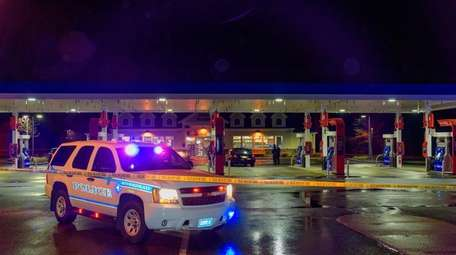 Town of Riverhead police responded to a robbery